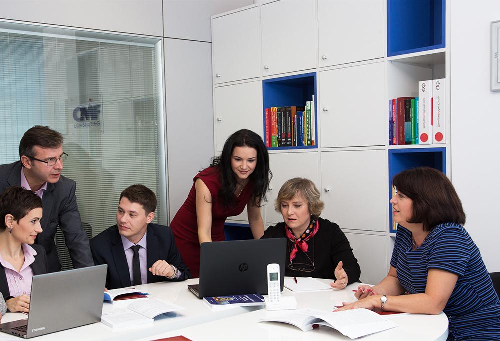 CMF Consulting inseamna mai mult decat o firma, inseamna un inceput.